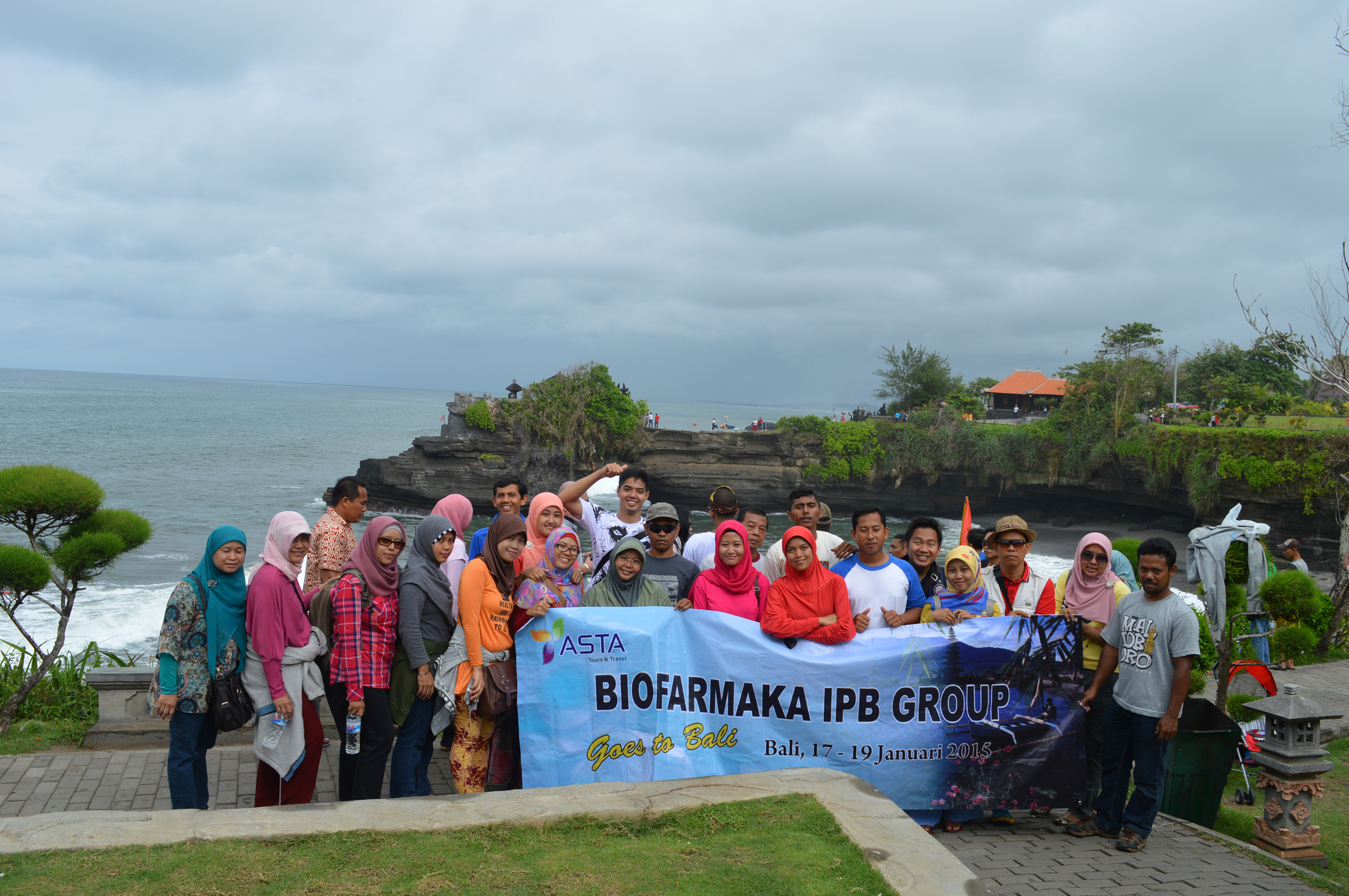 BRC Goes to Bali